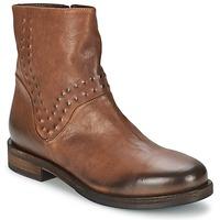 Schuhe Damen Boots Vic COPENHAGEN Braun