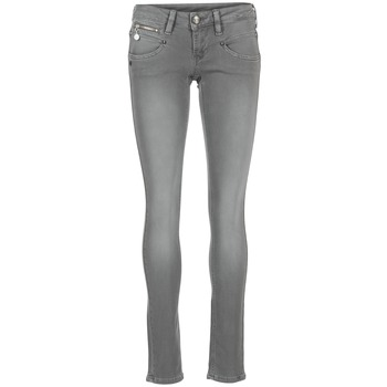 Kleidung Damen Slim Fit Jeans Freeman T.Porter ALEXA MAGIC COLOR Grau
