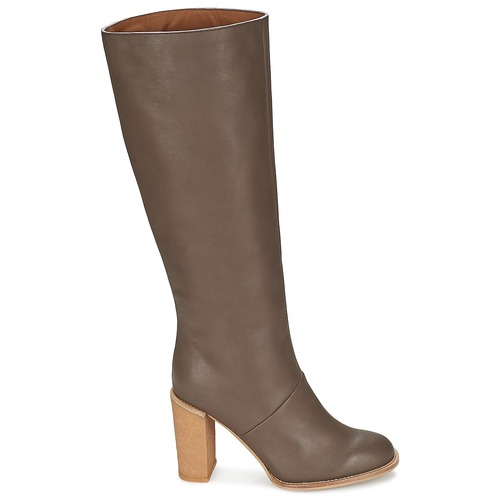 See by Chloé SB23005 Grau  Schuhe Klassische Stiefel Damen 343,20