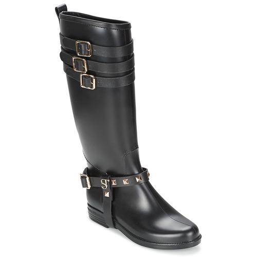 SuperTrash SAMMY Schwarz  Schuhe Klassische Stiefel Damen 92,26