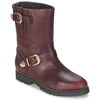 Schuhe Damen Boots SuperTrash MARYLIN Bordeaux