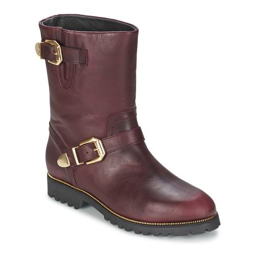 SuperTrash MARYLIN Bordeaux  Schuhe Boots Damen 138,42