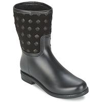 Schuhe Damen Boots SuperTrash SUZY Schwarz