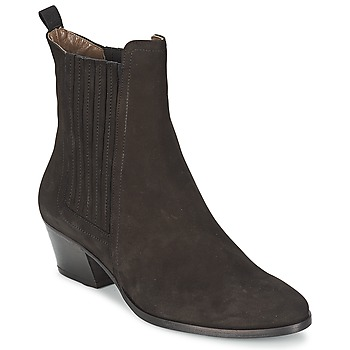 Schuhe Damen Low Boots Elia B WELL HEELED Schwarz