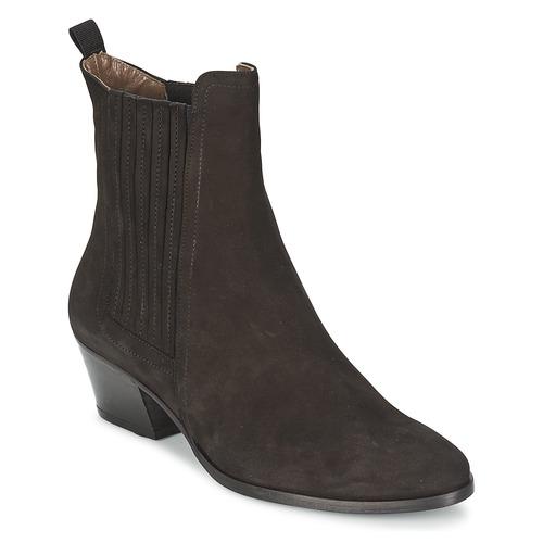 Elia B WELL HEELED Schwarz  Schuhe Low Boots Damen 152,80