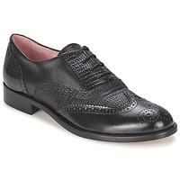 Schuhe Damen Richelieu Elia B SPECTATOR Schwarz