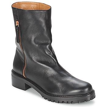 Schuhe Damen Boots Castaner FILOMENE Schwarz
