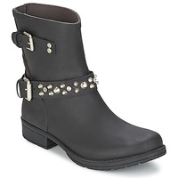 Schuhe Damen Boots Colors of California JAMBO Schwarz