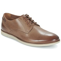 Schuhe Herren Derby-Schuhe Clarks FRANSON PLAIN Braun
