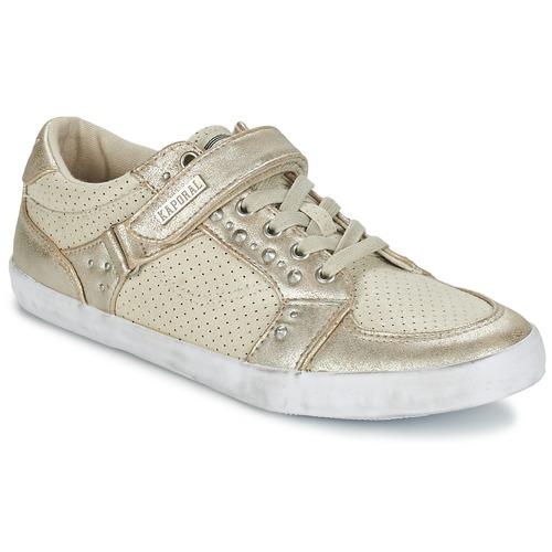 Kaporal Snatch Beige  Schuhe Derby-Schuhe Damen 47,19