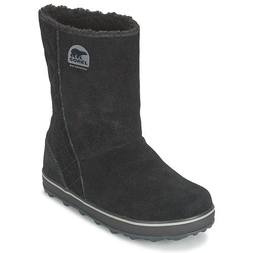 Sorel GLACY Schwarz  Schuhe Schneestiefel Damen 90,30