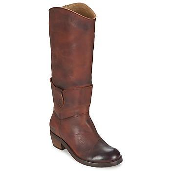Schuhe Damen Klassische Stiefel Dkode INDIANA Braun