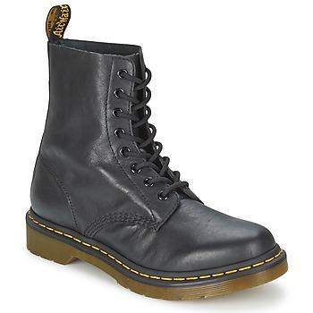 Schuhe Damen Boots Dr Martens PASCAL Schwarz