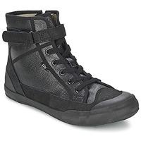 Schuhe Damen Sneaker High TBS ONELIA Schwarz