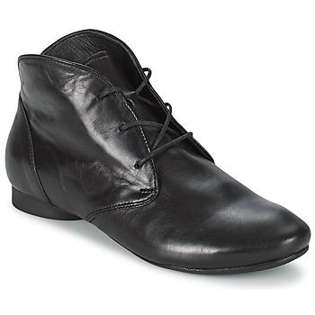 Schuhe Damen Boots Think SCHWARZBOOT Schwarz