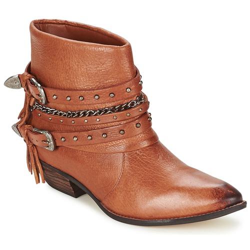 Dumond ZIELLE Braun Schuhe Boots Damen 89,50