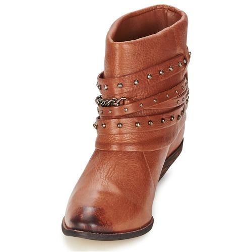 Dumond Dumond Dumond ZIELLE Braun  Schuhe Stiefel Damen d7cd2d