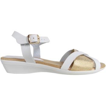 Schuhe Damen Sandalen / Sandaletten Cumbia 30130 Blanco