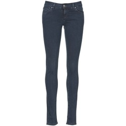 Kleidung Damen Slim Fit Jeans School Rag NEW LINDSEY Blau