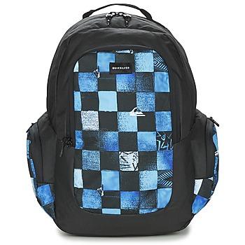 Taschen Rucksäcke Quiksilver SCHOOLIE Schwarz / Blau