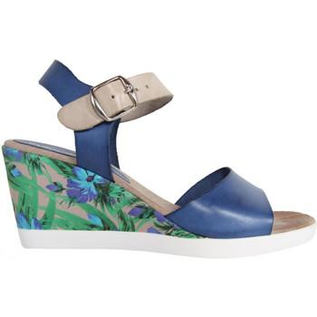 Schuhe Damen Sandalen / Sandaletten Cumbia 30150 Azul