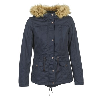 Kleidung Damen Parkas Only KATE Marine