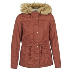 Kleidung Damen Parkas Only KATE Bordeaux