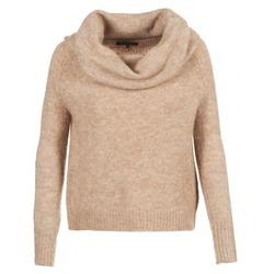 Kleidung Damen Pullover Only BERGEN Beige