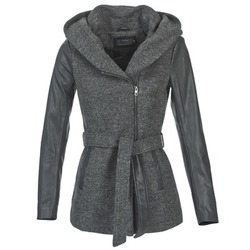 Kleidung Damen Mäntel Only LISFORD Grau