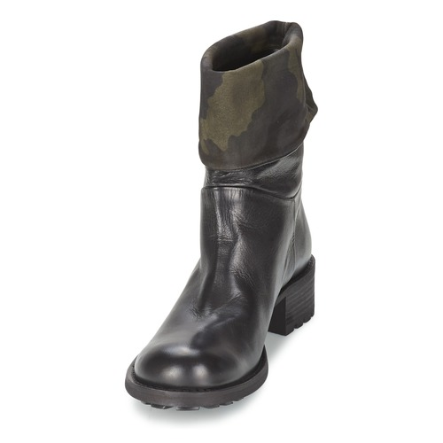 JFK TARZAN Schwarz Schuhe Boots Damen 154