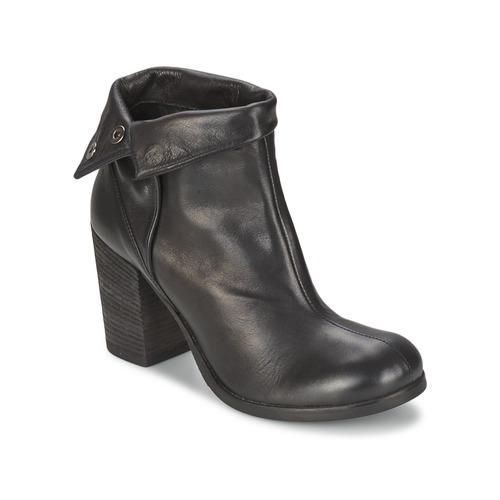 JFK GUANTO Schwarz Schuhe Low Boots Damen 139,50