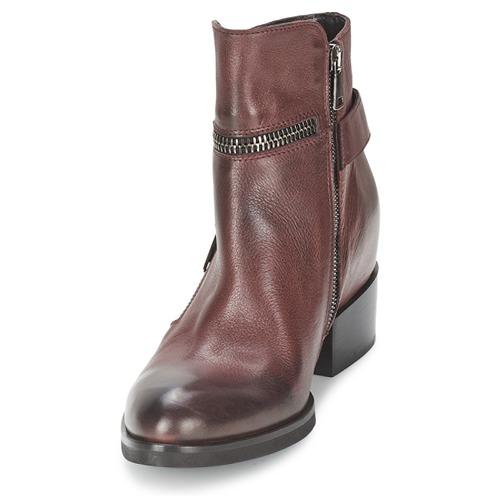 Strategia ZOOLI Bordeaux Bordeaux ZOOLI Schuhe Low Boots Damen 145,60 6eb82a