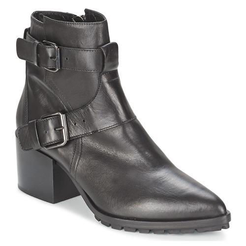 Strategia FUCILE Schwarz  Schuhe Low Boots Damen 236,60