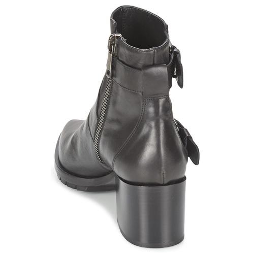 Strategia FUCILE Schwarz  Schuhe Low Boots Damen 270,40
