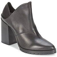 Schuhe Damen Low Boots Strategia TAKLO Schwarz