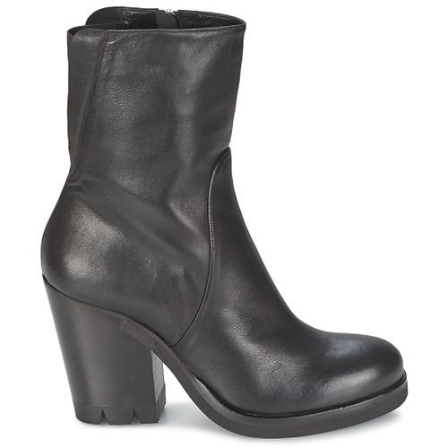 Strategia Boots GUANTO Schwarz  Schuhe Low Boots Strategia Damen 169 e3c8fa