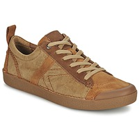 Schuhe Herren Sneaker Low Kickers TRIBAL Camel