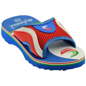 Schuhe Kinder Pantoffel De Fonseca Play 3 pantoletten hausschuhe Multicolor
