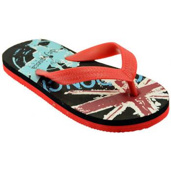 Schuhe Kinder Zehensandalen De Fonseca Mare flip flop zehentrenner Multicolor
