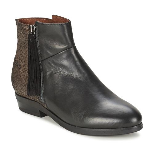 Coqueterra PATRICE Schwarz  Schuhe Boots Damen 92