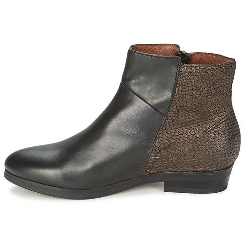 Coqueterra Coqueterra Coqueterra PATRICE Schwarz  Schuhe Boots Damen 2e59d3