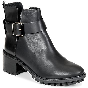Stiefelletten / Boots Miista GRETA Schwarz 350x350