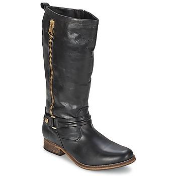 Schuhe Damen Klassische Stiefel Nome Footwear SASSIF CASU Schwarz