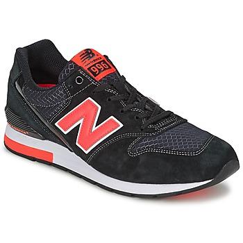 Sneaker New Balance MRL996 Schwarz / Rot 350x350
