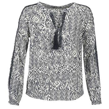 Kleidung Damen Tops / Blusen Vila VIETNO Grau / Weiss