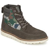 Schuhe Herren Boots Desigual CARLOS Anthrazit