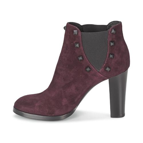 Alberto Gozzi CAMOSCIO NEIVE Boots Bordeaux  Schuhe Low Boots NEIVE Damen 190,80 c6e9c5