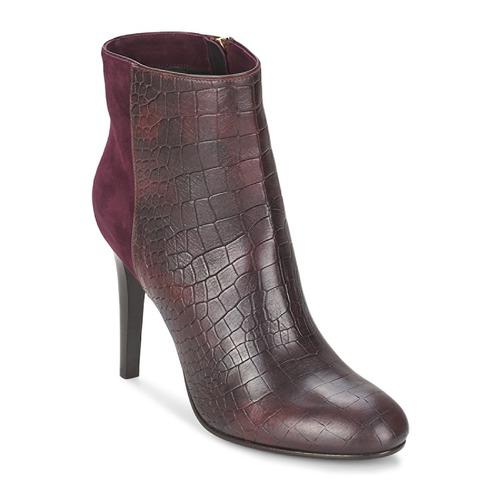 Alberto Gozzi GRINGO MANDORLA Bordeaux Schuhe Low Boots Damen Damen Boots 148,80 94d6e1
