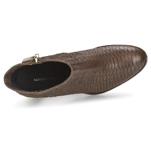 Alberto Gozzi Low MADRID T MORO Braun  Schuhe Low Gozzi Boots Damen 143,80 fd02b2