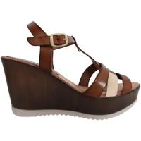 Schuhe Damen Sandalen / Sandaletten Cumbia 30124 R1 Marrón